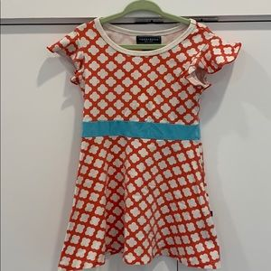 Size 3T Toobydoo dress